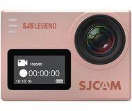 Экшн-камера SJCAM SJ6 Legend розовый