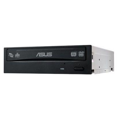 Привод DVD-RW Asus [DRW-24D5MT/BLK/B/AS] SATA, черный