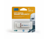 ПО ESET NOD32 Smart Security 1ПК/1 год Флэш-накопитель 8Gb (DSMTUSB2-00810RESET)