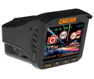 Видеорегистратор с радар-детектором Каркам Combo 5 Lite