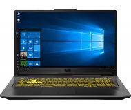 """17.3"""" Ноутбук ASUS TUF Gaming FX706LI-H7041 черный"""