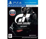 Игра для PS4: Gran Turismo Sport Day One Editions (рус.субтитры) б/у