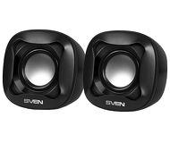 Колонки 2.0 Sven 170 черный