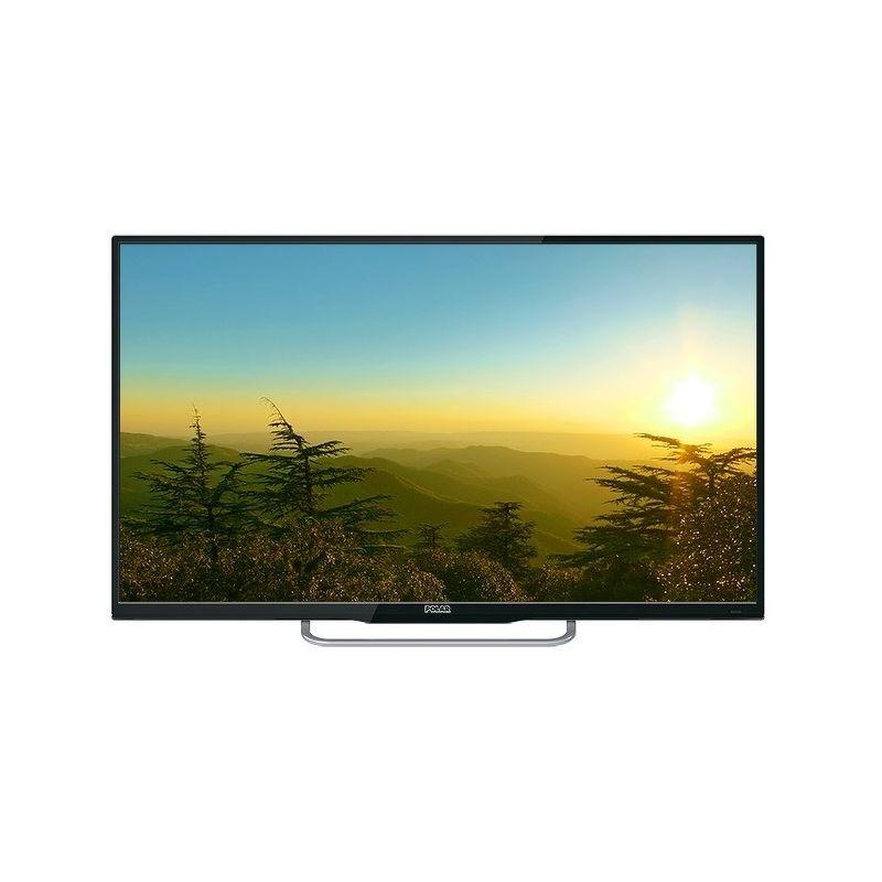 """Телевизор 43"""" Polar P43L35T2SCSM черный"""