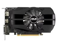 Видеокарта Asus GeForce GTX 1050Ti Phoenix (4Gb 128bit)  PH-GTX1050TI-4G