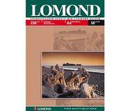 Фотобумага Lomond A4 230 г/м2, 25л., матовая  0102050