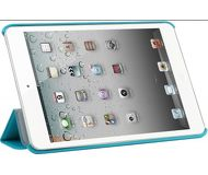 Чехол-книжка G-Case Slim Premium для  iPad Air 2 , кожа, голубой