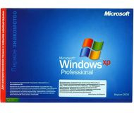 ПО Microsoft Windows XP Professional SP3 Russian 1pk DSP OEI CD (E85-05798) inst. pk