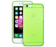 Накладка Ozaki O!coat для  iPhone 6/6S  + пленка на экран, пластик, прозрачно-зеленый  OC555GN