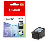 Картридж струйный Canon  CL-513  цветной (2971B007)