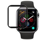 Защитное стекло ZibelinoTG 3D для Apple [Watch 40mm], черное