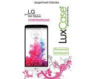 Защитная пленка LuxCase для LG G4 Stylus (суперпрозрачная)