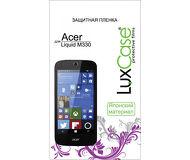 Защитная пленка LuxCase для Acer Liquid Z330/M330 (суперпрозрачная)