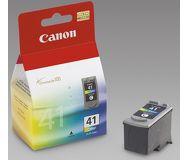 Картридж струйный Canon  CL-41  цветной (0617B001/0617B025)