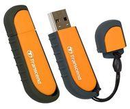Флеш диск Transcend 8Gb JetFlash V70 TS8GJFV70 Orange