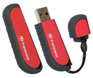 Флеш диск Transcend 16Gb JetFlash V70 TS16GJFV70 USB2.0 Red