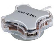 Хаб PC PET Candy, 4 порта, USB 2.0