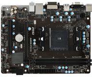 Материнская плата Soc-FM2+ MSI  A68HM-P33 V2   б/у