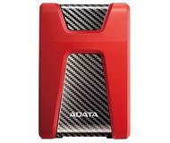 """Внешний жесткий диск A-Data 1 ТБ [AHD650-1TU31-CRD] USB 3.1 2.5"""" красный"""