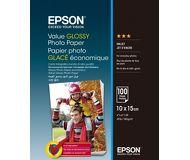Фотобумага Epson 10x15, 100л., глянцевая  C13S400039