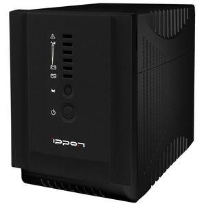 Источник бесперебойного питания Ippon Smart Power Pro 1000 black