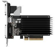 Видеокарта Palit GeForce GT 710 (2 ГБ 64 бит) [NEAT7100HD46-2080H]