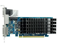 Видеокарта Asus NVIDIA GeForce GT210 (512Mb DDR2 64bit) EN210/DI/512MD2(LP)  б/у