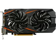 Видеокарта Gigabyte GeForce GTX 1060 WindForce OC (3Gb 192bit)  GV-N1060WF2OC-3GD