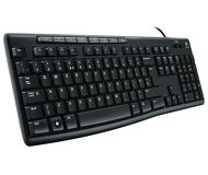 Клавиатура Logitech K200 for business USB (920-002779/920-008814) черный