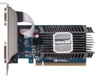 Видеокарта INNO3D GeForce GT 730 (2 ГБ 64 бит) [N730-1SDV-E3BX]