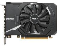 Видеокарта MSI GeForce GTX 1050Ti AERO ITX OC (4 ГБ 128 бит) [GTX 1050 TI AERO ITX 4G OCV1]