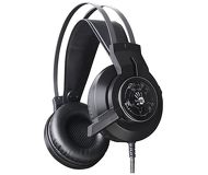 Наушники с микрофоном A4Tech Bloody G430 черный