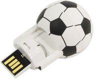 Флешка USB 16 ГБ Smartbuy Wild Футбольный мяч [SB16GBFB]