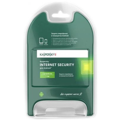 ПО Kaspersky Internet Security для Android 1 устройство/1 год [KL1091ROAFS]