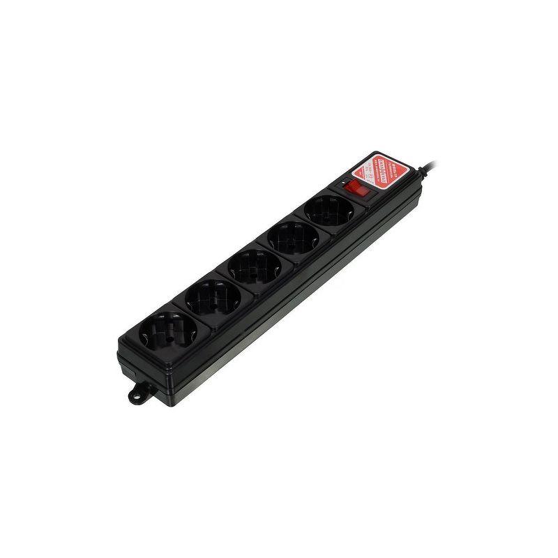 Сетевой фильтр Power Cube SPG-B-10-BLACK