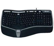 Клавиатура Microsoft Natural Ergonomic 4000 USB Keyboard (B2M-00020)
