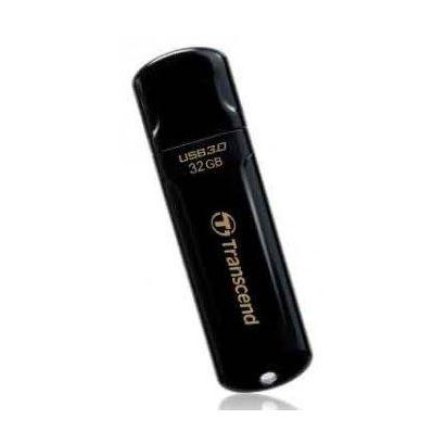 Флешка USB 32 ГБ Transcend JetFlash 700 [TS32GJF700] USB 3.0, черный