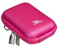 Чехол для фотоаппарата Riva 7022 (PU) Digital Case crimson pink