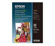 Фотобумага Epson 10x15, 50л., глянцевая [C13S400038]