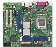 Материнская плата Soc-775 Intel DG41TX б/у