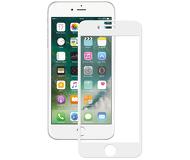 Защитное стекло Deppa 3D для Apple  iPhone 7 Plus/8 Plus , белое, 0.3мм  62038