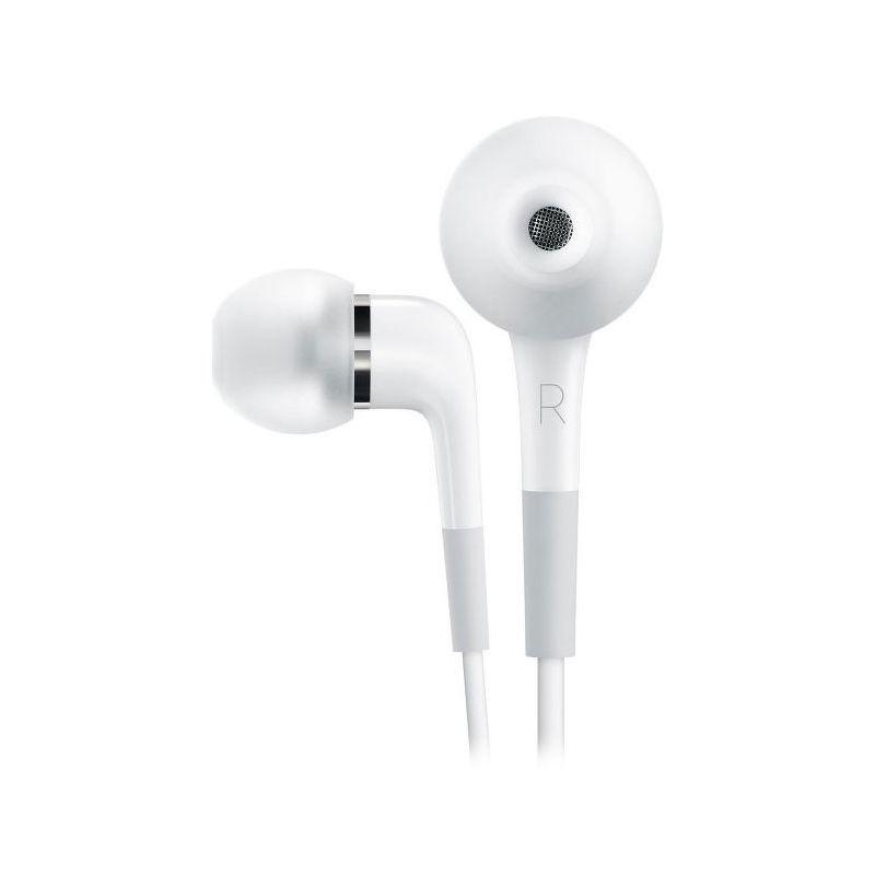 Гарнитура Apple вакуумная для iPhone, с управлением  MA850/ME186
