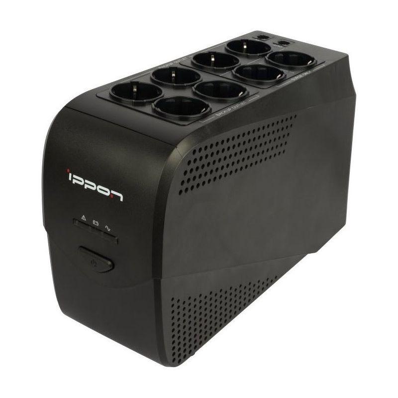 Источник бесперебойного питания Ippon Back Comfo Pro 800 black new