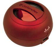 Колонка Defender Soundway красная