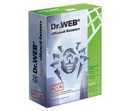 ПО Dr.Web «Малый бизнес» BOX для 5 ПК/1 сервер/5 пользователей почты на 1 год (BBZ-C-12M-5-A3)