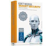 ПО ESET NOD32 Smart Security Platinum Edition 3ПК/2 года (NOD32-ESS-NS-BOX-2-1)