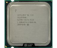 Процессор Intel Celeron 430  б/у