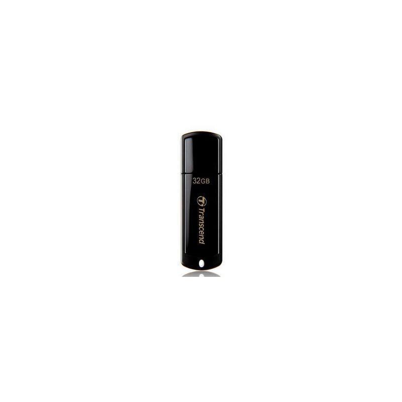Флешка USB 32 ГБ Transcend JetFlash 350 [TS32GJF350] USB 2.0, черный