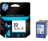 Картридж струйный HP 22 цветной (C9352AE)