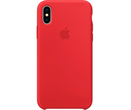 Чехол Apple Silicone Case Product Red для [iPhone X/Xs], красный [MRWC2] реплика